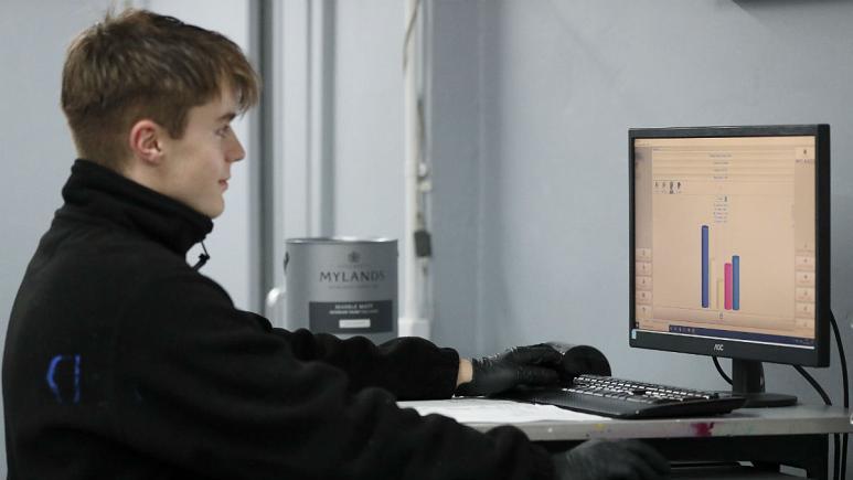 طراحی وب سایت کوید ۱۹ که ۷ میلیون یورو ارزش دارد